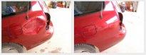 Vyrovnajte poškodenia apreliačeniny na aute bez lakovania
