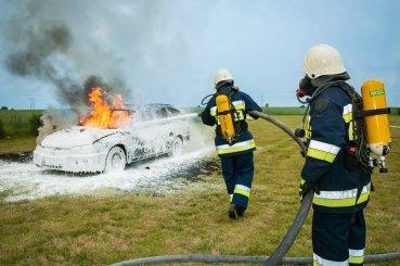Aké poistenie kryje požiar auta?